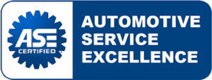 automotive service excellence badge
